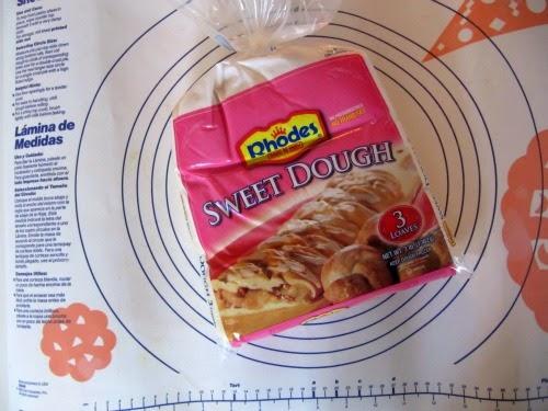 Rhodes Dough