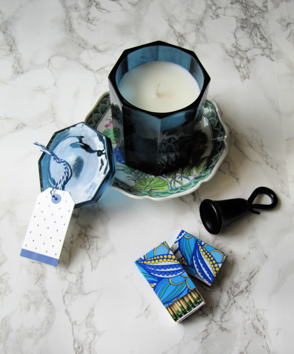 Decorative Matchboxes and Candles