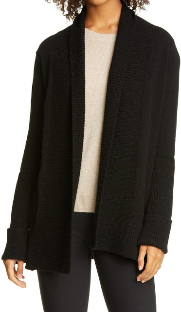 Ribber Front Sweater