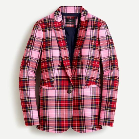 Parker Pink Blazer
