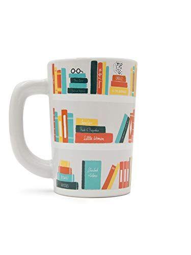 Out of print book mug