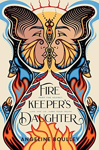 Cover of the Book the Fire Keepers Daughter