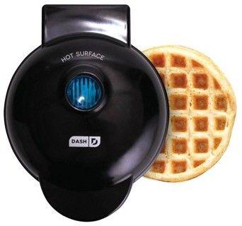 Waffle Iron Black