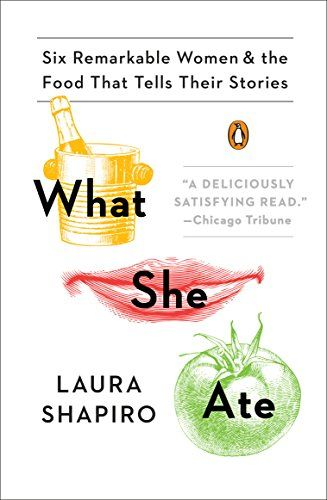 Cover of the Book What She Ate