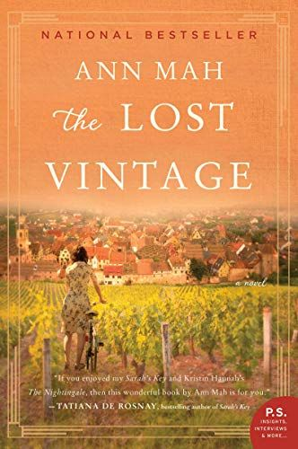 The Lost Vintage Book Cover