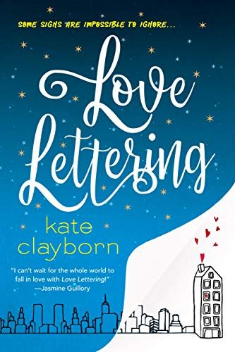 Cover of the Book Love Lettering