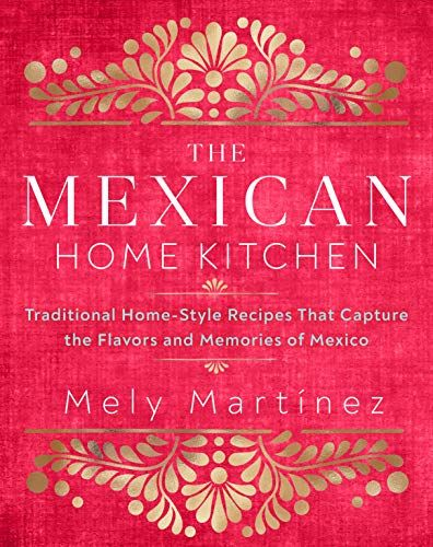 Mexican Food At Home Book Cover