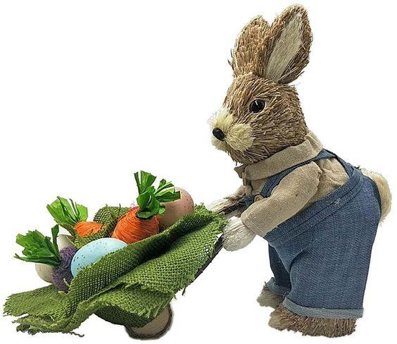 Easter Bunny Farmer