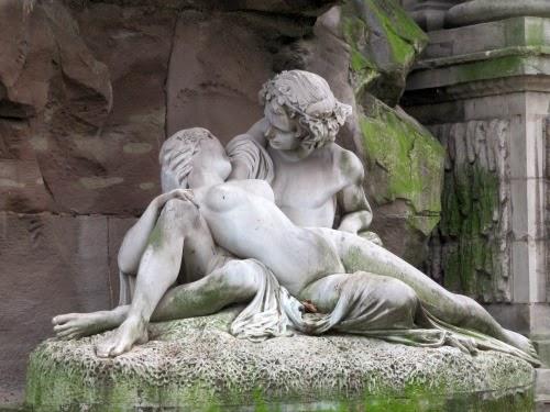 Medici Fountain Paris France