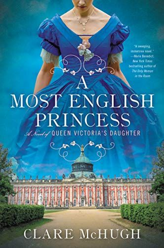 Cover of the book A most English princess