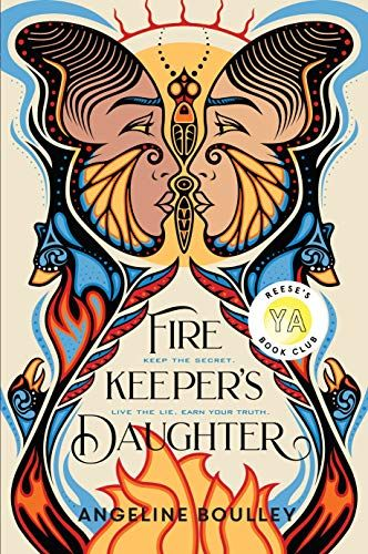 Cover of the book the Firekeepers daughter
