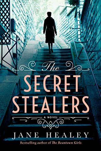 Cover of the book The Secret Stealers