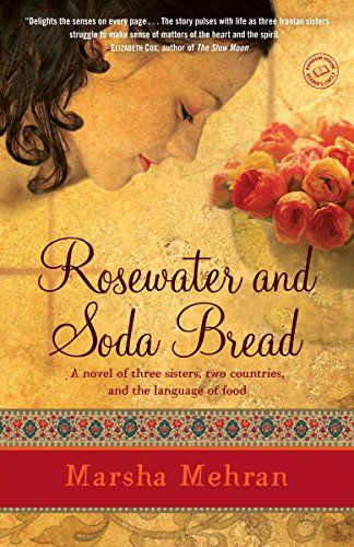 Cover of the book Rosewater and Soda Bread