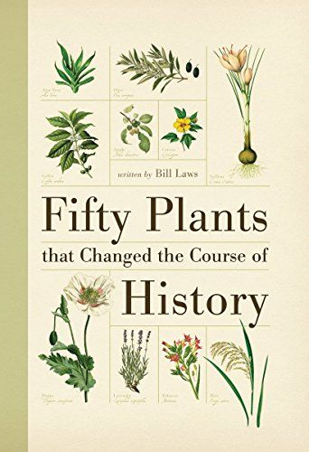 Fifty Plants that Changed History Book cover