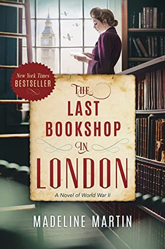 Book cover of the last bookshop in London