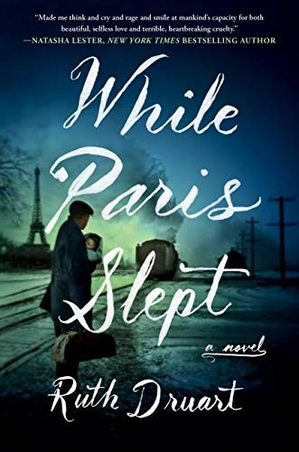 Book cover of While Paris Slept