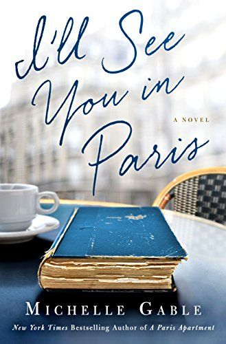 Book cover of I'll See you in Paris