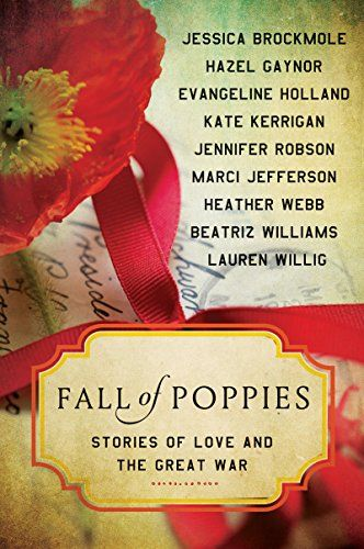cover of book fall of poppies