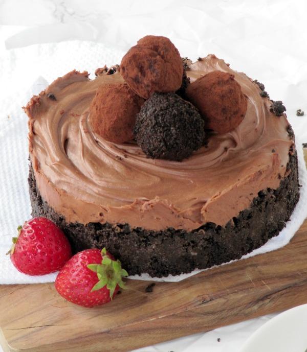 chocolate-cheese-cake-truffles