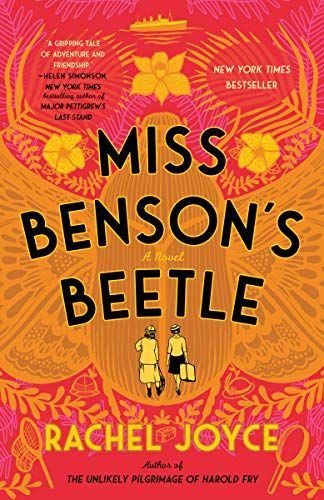 cover of the book Miss Bensons Beetle