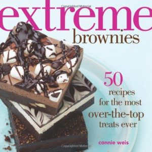 cover of the book extreme brownies