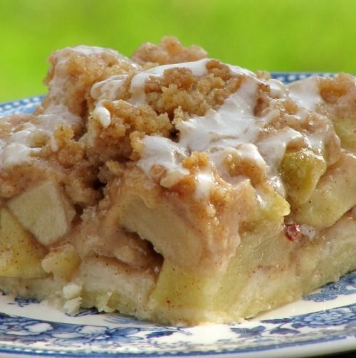 slab apple pie